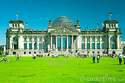 Berlin Parliament