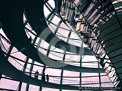 Berlin - Reichstag Dome