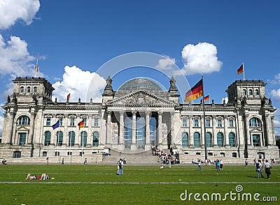 berlin reichstag parliament