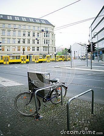 Berlin traffric