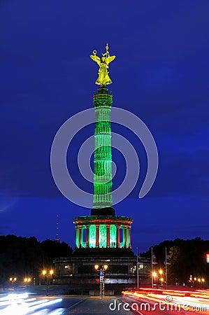 Free Berlin Victory Column Stock Photography - 11553192