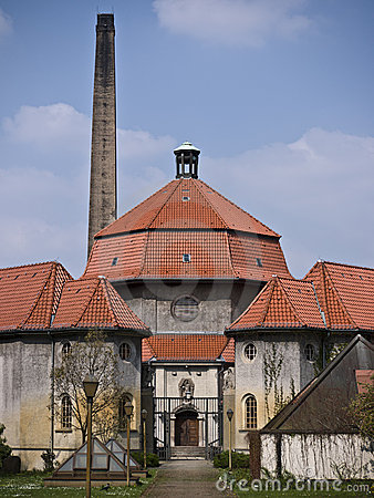 Berlin-Wedding Crematorium