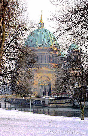 Berlin in Winter