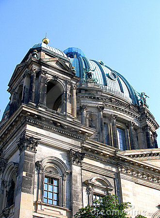 Free Berliner Dom Royalty Free Stock Photos - 4165548