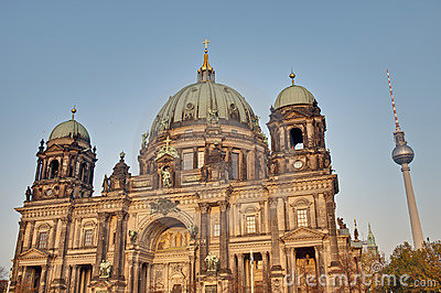 Berliner Dom (Berlin Cathedral) in Berlin, Germany