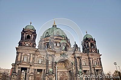 Berliner Dom (Berlin Cathedral) in Berlin, Germany