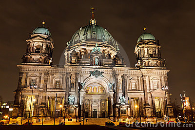 Berliner Dom (Cathedral), Berlin, Germany