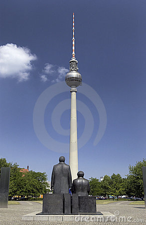 Berliner Fernsehturm - Berlin - Germany
