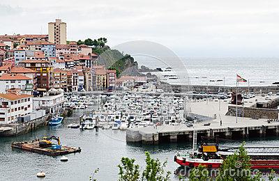 Bermeo Editorial Photo