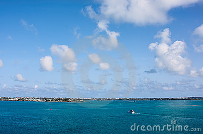 The Bermuda Coastline