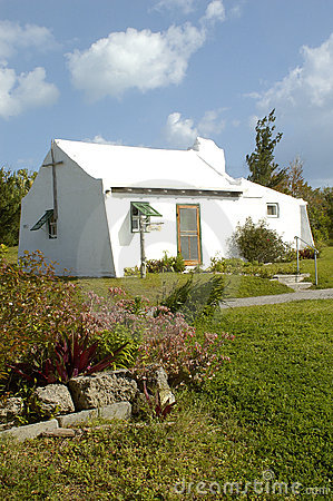 Bermuda s Smallest Church 2