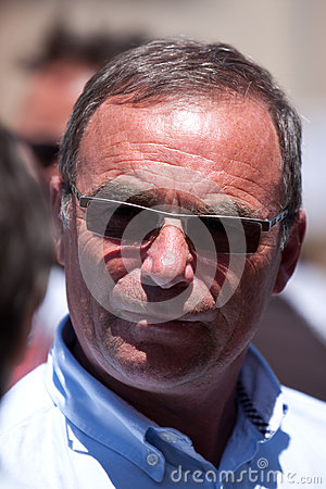 Bernard Hinault Editorial Stock Photo