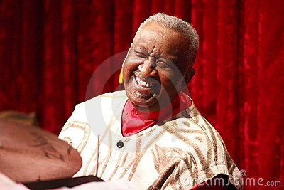 Bernard Purdie live in concert Editorial Stock Photo