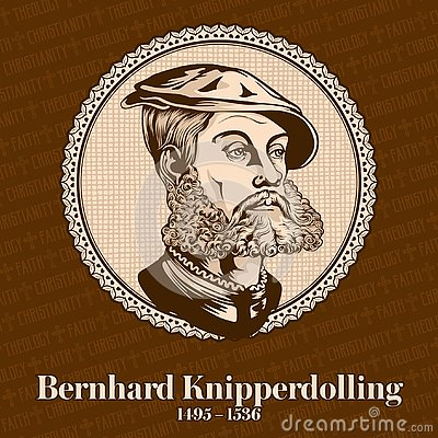 Free Bernhard Knipperdolling 1495-1536 Was A Reverend And German Leader Of The Munster Anabaptists Royalty Free Stock Photo - 130577605