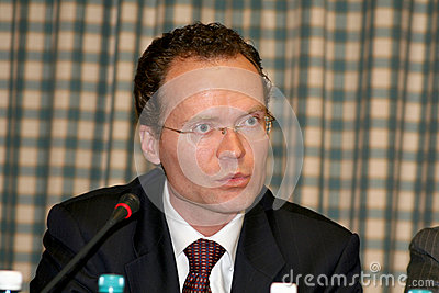 Bernhard Mayer Editorial Stock Image