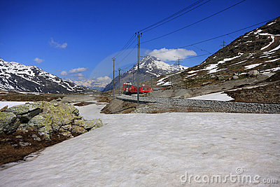 Bernina Express, UNESCO World Heritage