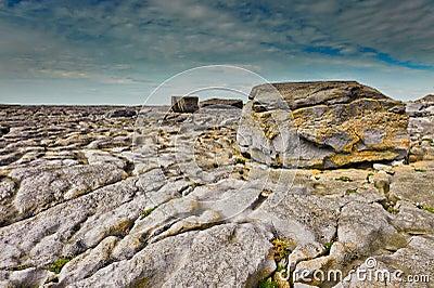 Burren Coast, Ireland