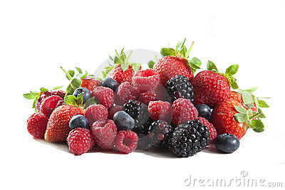 Berries mix
