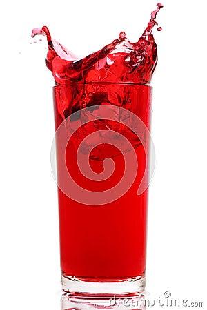 Free Berry Juice Drink Stock Photos - 8094393