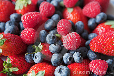 Berry madness!