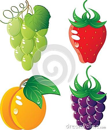 Berrys icon set