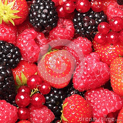Berryy fruits