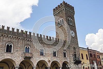 Bertinoro - Historic palace