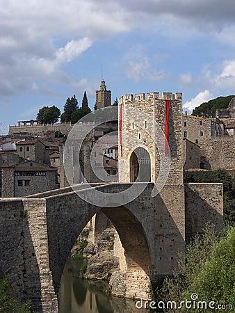 Besalú, Girona ( Spain )
