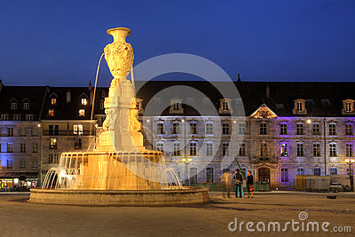 Besancon, France Editorial Image