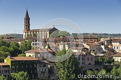 Albi Frankrike