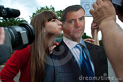Beso Medvedev Fotografía editorial