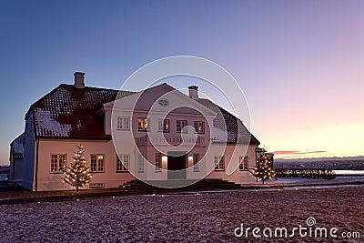 Bessastadir, Iceland
