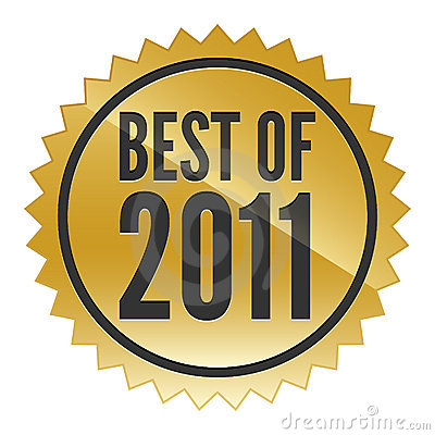 Best of 2011 Sticker