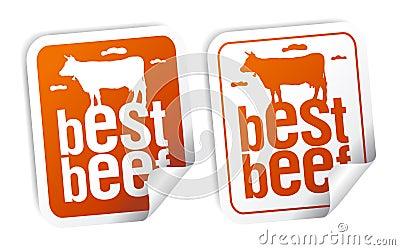Best beef stickers
