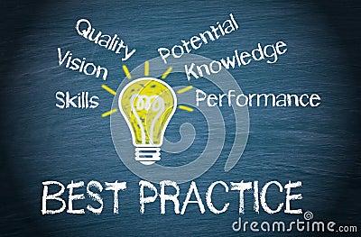 Best business practice