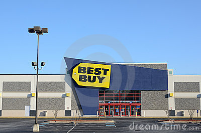 Best Buy Editorial Photography