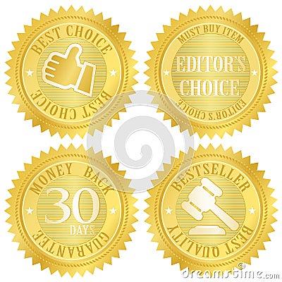 Best choice golden label