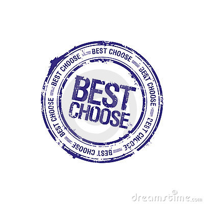 Best choose leader stamp
