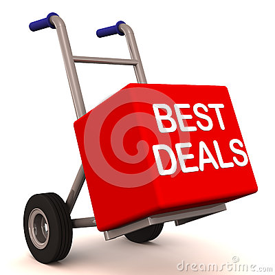 Best deals delivery