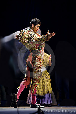 The Best Flamenco Dance Drama Editorial Stock Photo