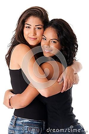 Free Best Friends - Hugging Women Stock Photos - 15687223