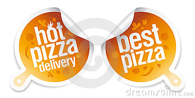 Best pizza stickers.