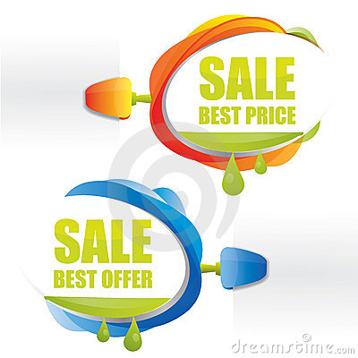 Best price promotional attachable sign