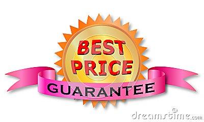 Best Price's label