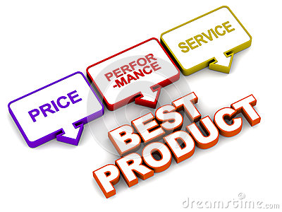 Best product traits