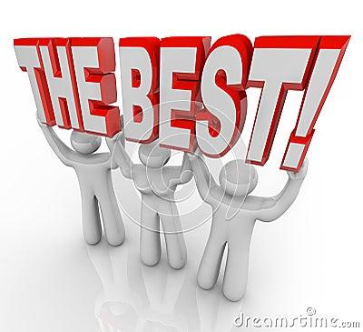 The Best Team Lifting Words Top Winners Celebrate