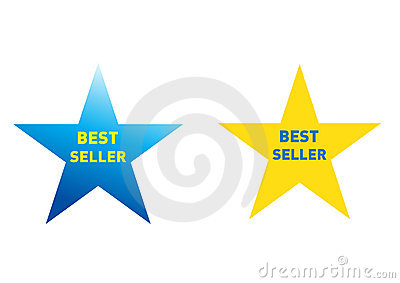 Bestseller stars for products