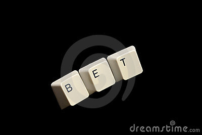 Bet button