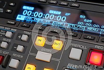 Beta广播数字式记录员录象机