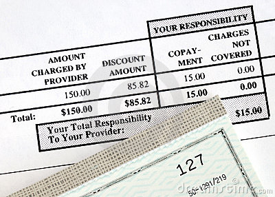 Betaal de medische rekening